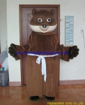 Animal animated mascot costume