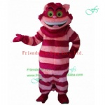 Cheshire Cat character mascot costume for party
