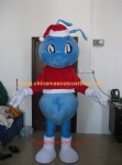 Blue Ant animal mascot costume for Christmas