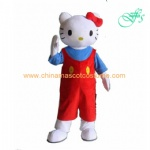 Hello Kitty mascot costume Guangzhou supplier