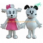 Customized dogs animal mascot costume