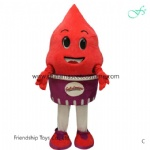 Customized Ice cream mascot costume, ice cream character costume