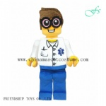 Customized Lego mascot costume, Lego cartoon character costume