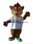 Gophers animal mascot costume