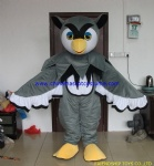 Night owl animal mascot costume