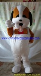 Doctor Dog plush mascot costume